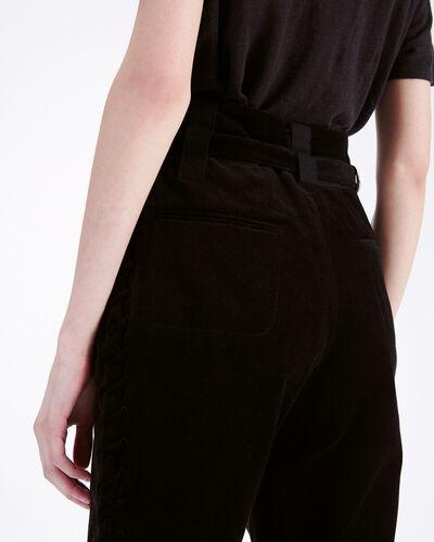 IRO - ROME PANTS BLACK