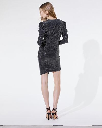 IRO - LOULOU DRESS BLACK