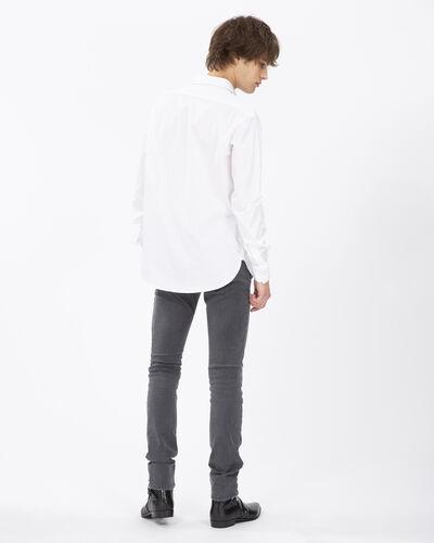 IRO - BEAM SHIRT WHITE