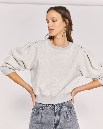 IRO - PAHIA SWEATER LIGHT GREY