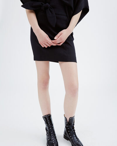 IRO - KATMORE SKIRT BLACK
