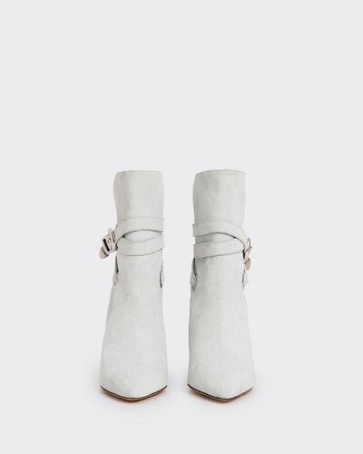 IRO - GRANDOS BOOTS WHITE