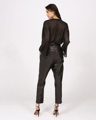 IRO - FIRM PANTS BLACK