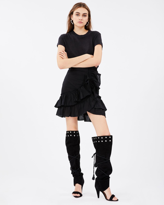 Musk Skirt Black by IRO Paris