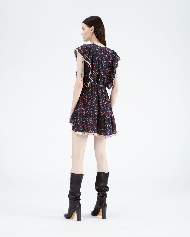 IRO - JICKA DRESS BLACK