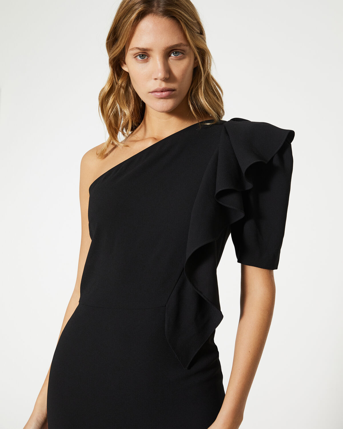 IRO - ROBE MOSBY BLACK