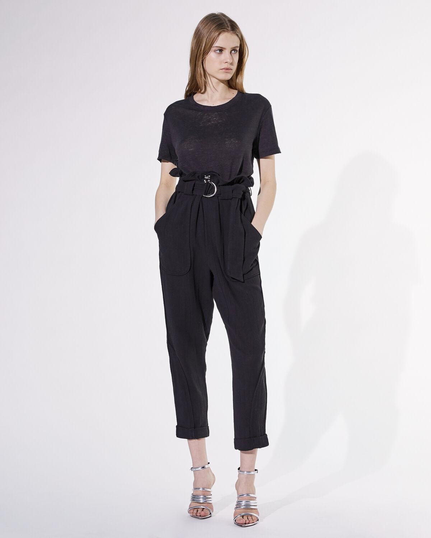 Harmony Pants Black by IRO Paris