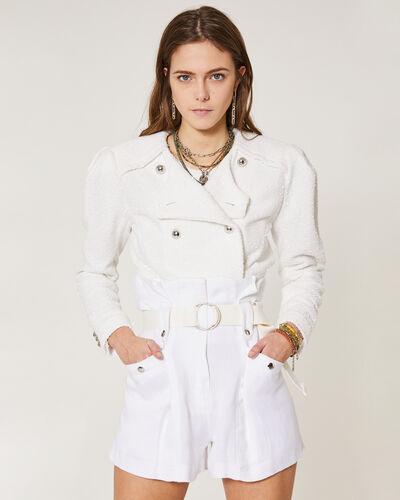 IRO - VESTE BALARUC WHITE