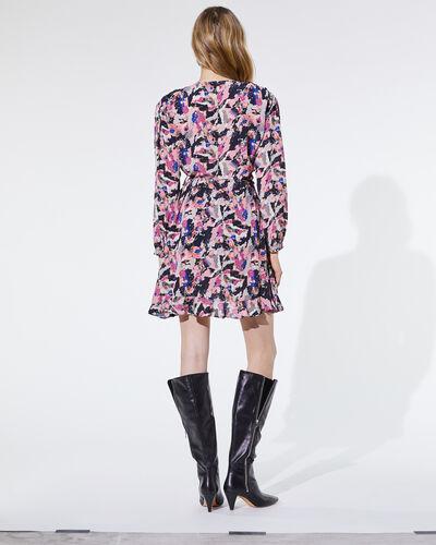 IRO - BLOOMY DRESS PINK