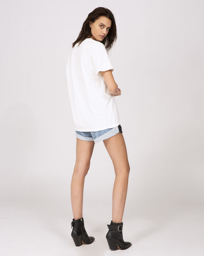 IRO - CAUTIOUS T-SHIRT WHITE