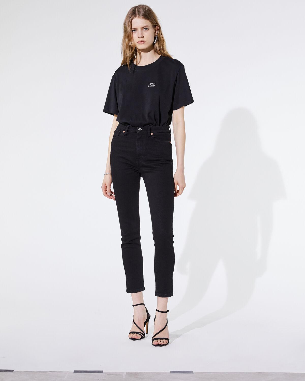 IRO - NELKAR T-SHIRT BLACK