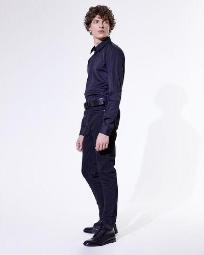 IRO - ANGANO SHIRT BLACK