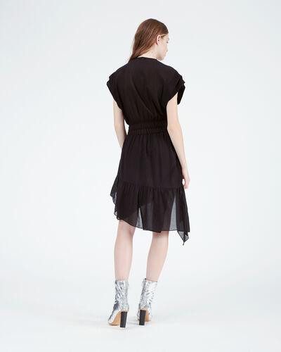 IRO - FOROURA DRESS BLACK
