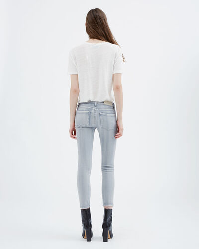 IRO - ALYSON JEANS GREY DENIM