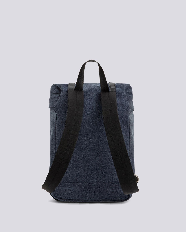 IRO - KONAN DOUBLE STRAP BACKPACK BLUE/BLACK