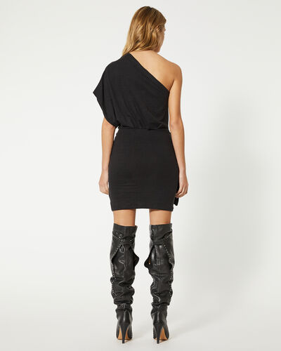 IRO - GIPSIE DRESS BLACK
