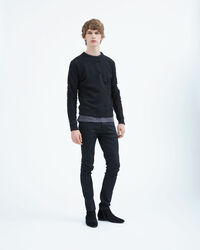 IRO - BARAC SWEATER BLACK