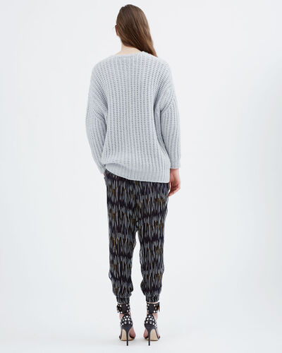 IRO - YORK SWEATER LIGHT GREY