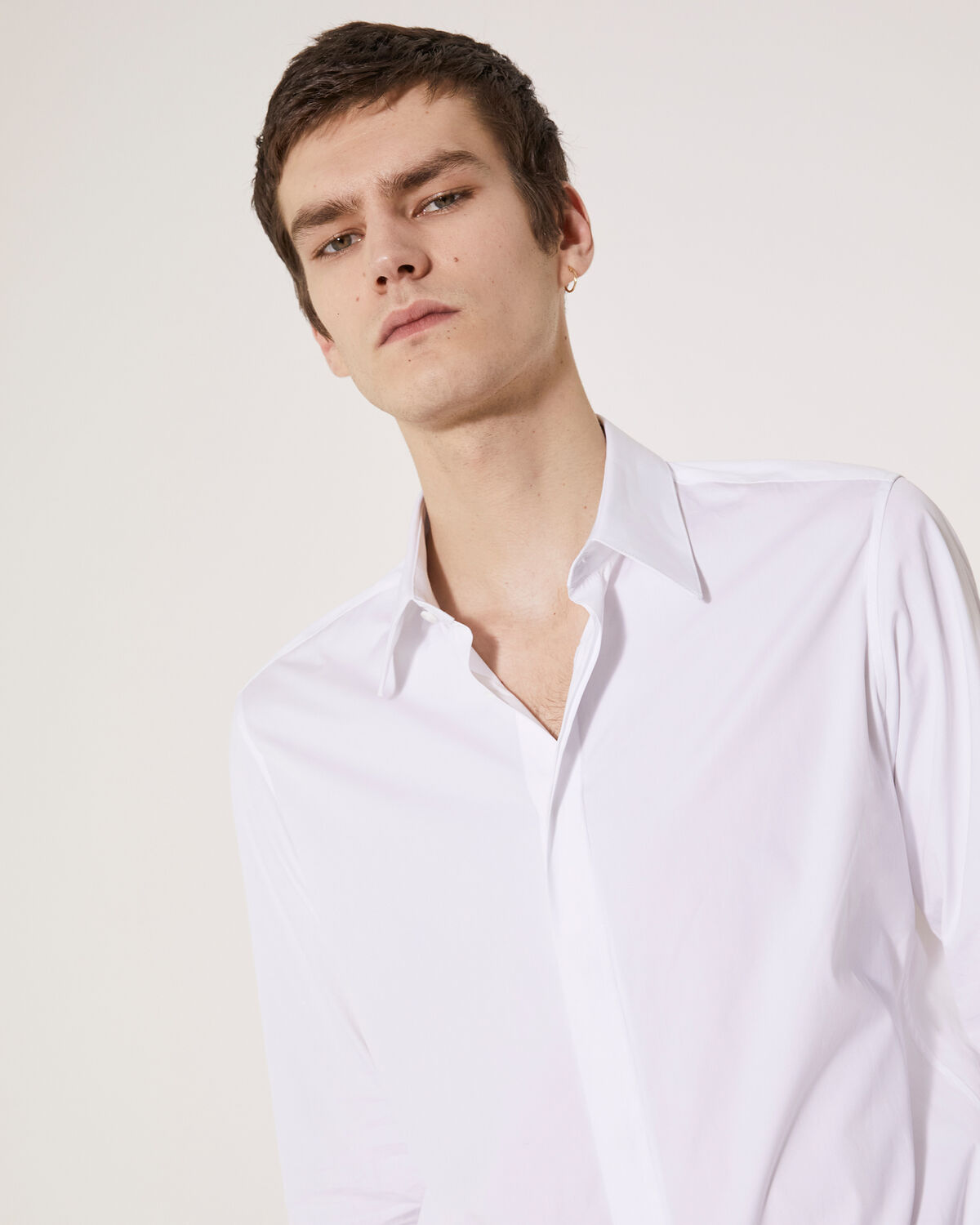 IRO - RIVERS SHIRT WHITE