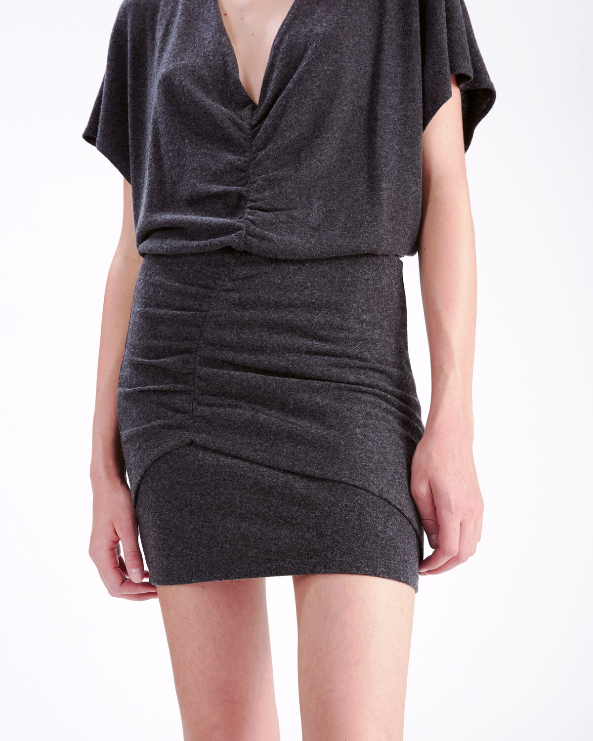 IRO - ABANDON DRESS ANTHRACITE