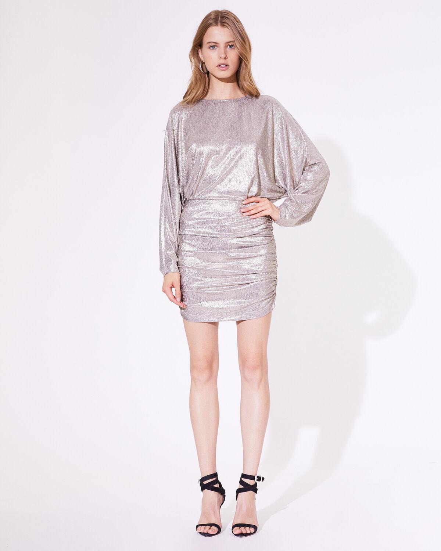 Silar Dress Gold by IRO Paris