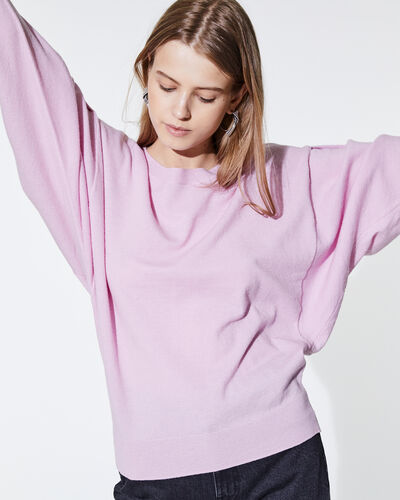 IRO - PULL DOVER OLD PINK