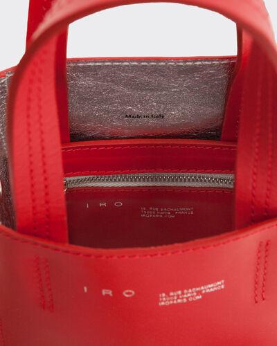 IRO - BROOMEMM BAG RED