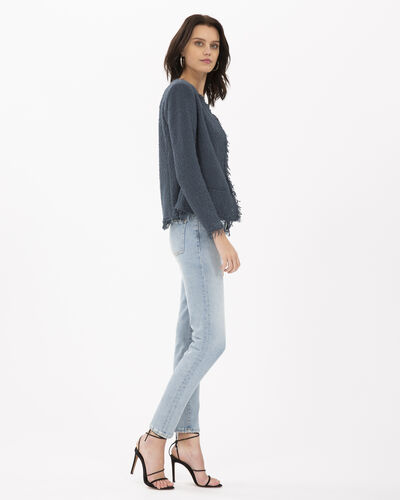 IRO - SHAVANI JACKET GREY DENIM