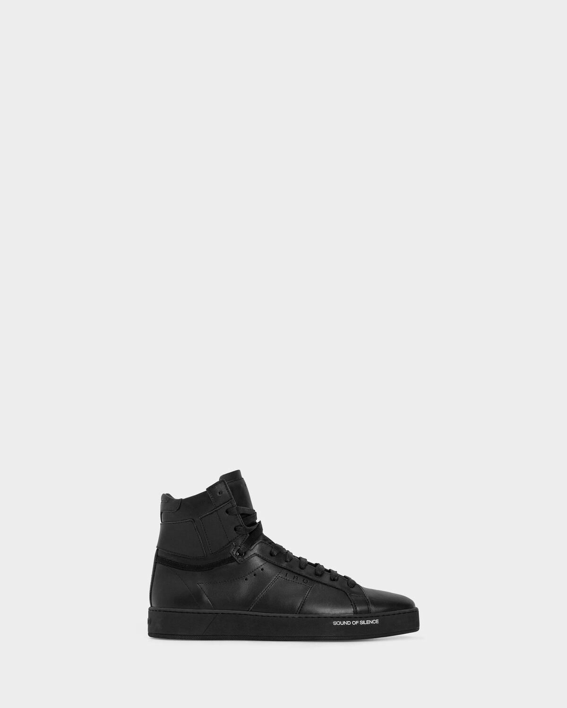 IRO - DIVI SNEAKERS BLACK/WHITE