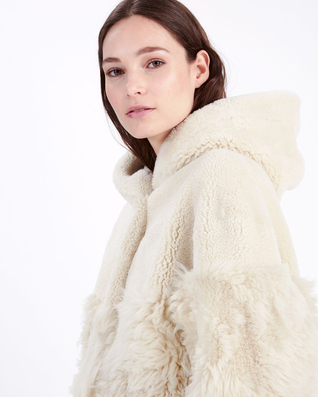 IRO - SO COAT NATURAL WHITE