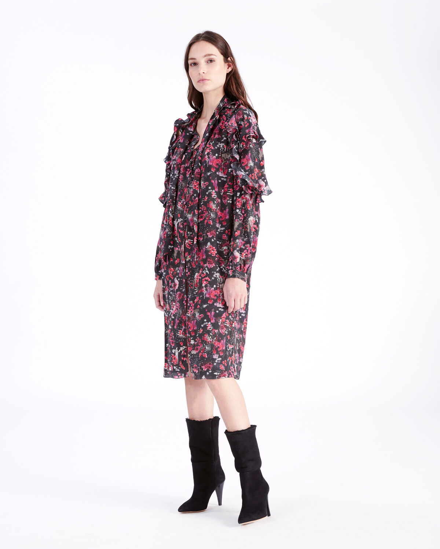 IRO - EQUIP DRESS PINK