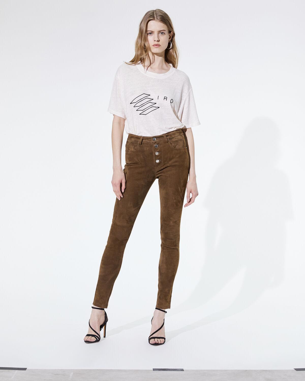 Sakko Trousers Khaki by IRO Paris