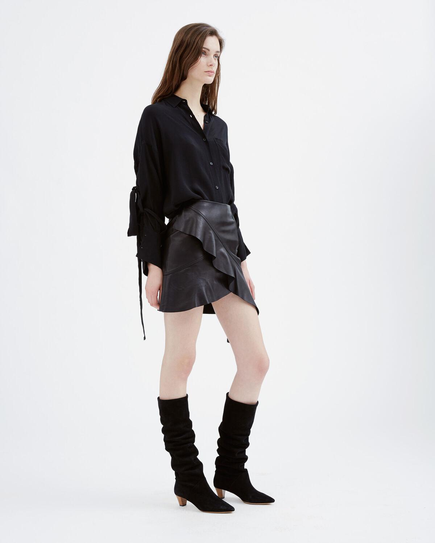 IRO - OYAMA SKIRT BLACK