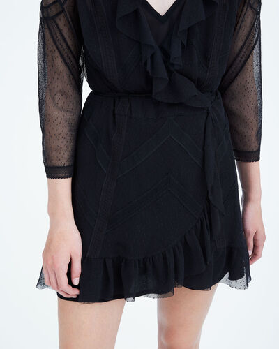IRO - PAKAN DRESS BLACK