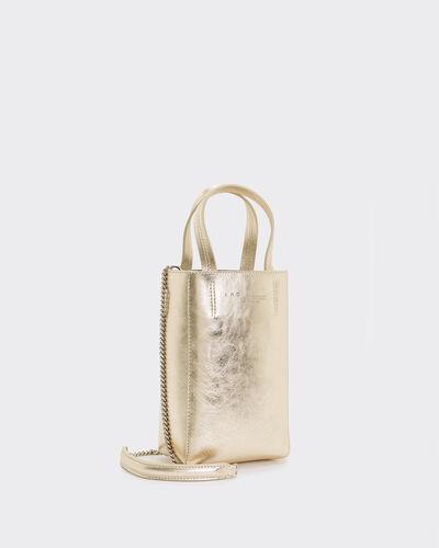 IRO - BROOMEPMC BAG GOLD