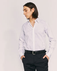 IRO - RIVERS COLLAR DRESS SHIRT WHITE
