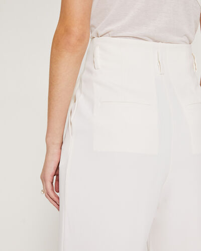 IRO - MALONIA TROUSERS WHITE
