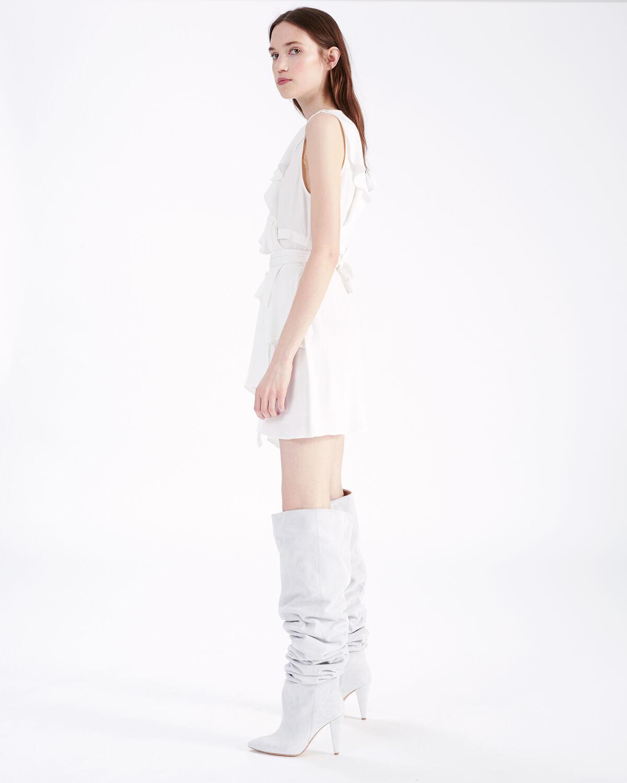 IRO - PEOPLE DRESS WHITE