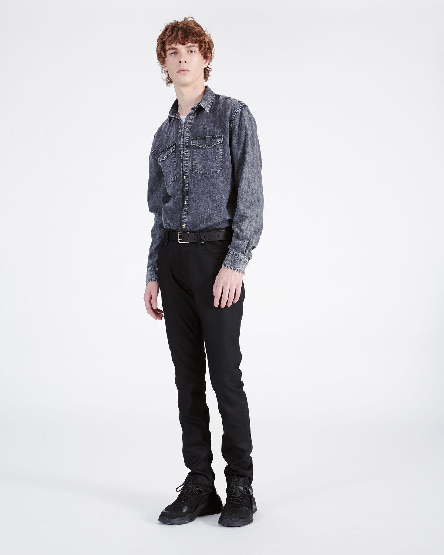 IRO - DESE SHIRT BLACK