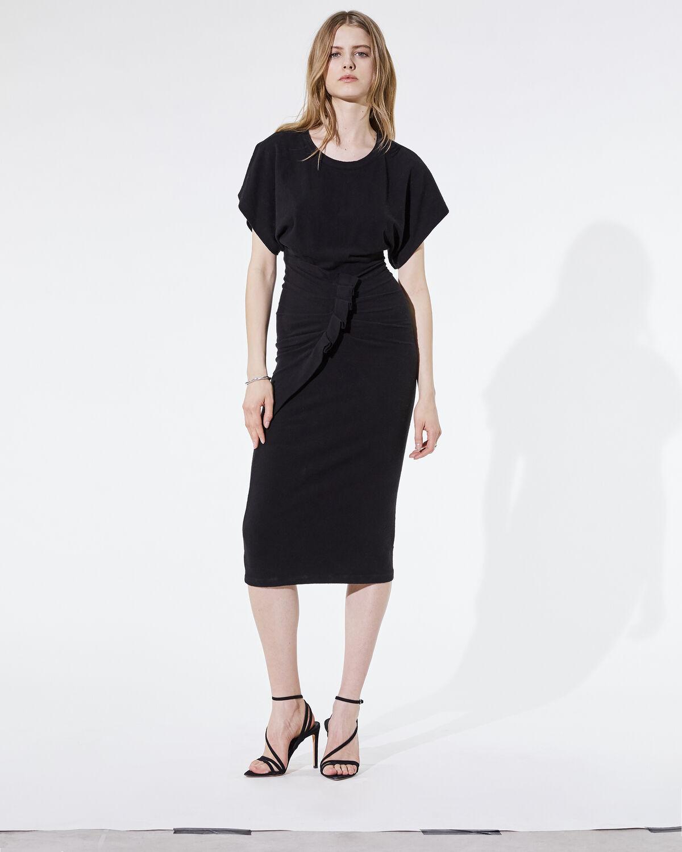 Wilco Dress Black by IRO Paris