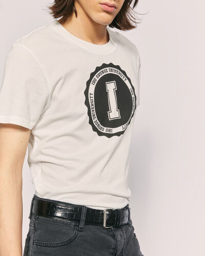 IRO - T-SHIRT TOMMY WHITE