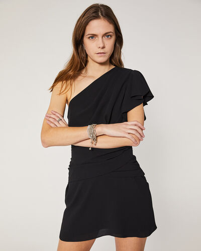 IRO - BONZAC DRESS BLACK